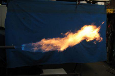 Duiker Flame Detector