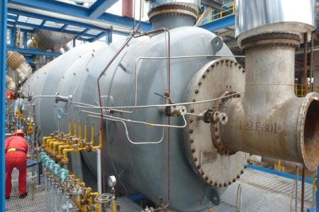 Industrial combustion equipment